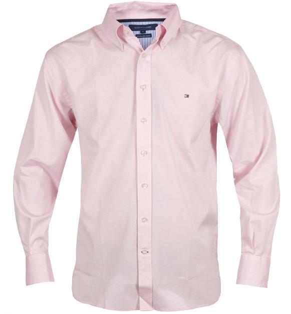 Ez a Tommy Hilfiger férfi ing 100%-ban kiváló minőségű pamutból készült c35a32b2d6